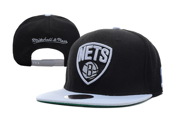 Brooklyn Nets NBA Snapback Hat XDF350